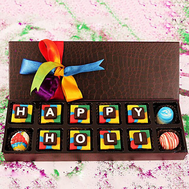 Holi Chocolates