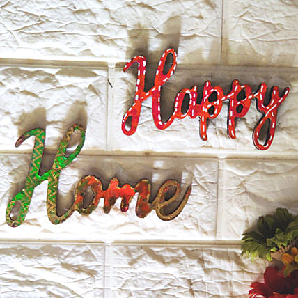 Happy Home Tag