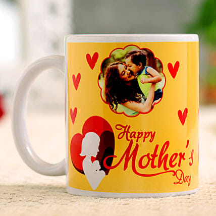 Happy Mother s Day Personalised Mug Hand Delivery