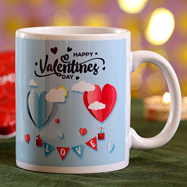 Online Valentine's Day Mug