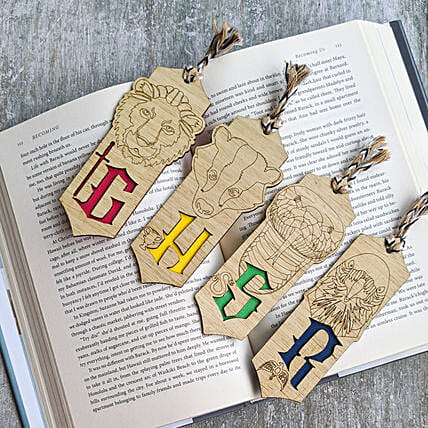 Harry Potter Themed Bookmarks