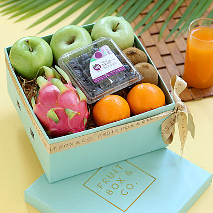 organic fruit box online