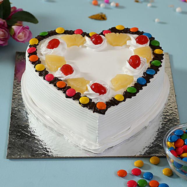 Romantic Pineapple Cake Online