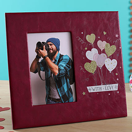 personalised photo frame for boyfriend:Personalized Photo Frames