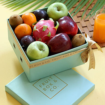 tropical fruits box surprise online
