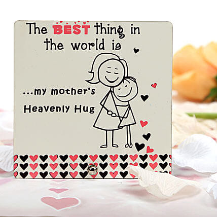 Heavenly Hug Plaque-1 heavenly hug plaque:Plaques