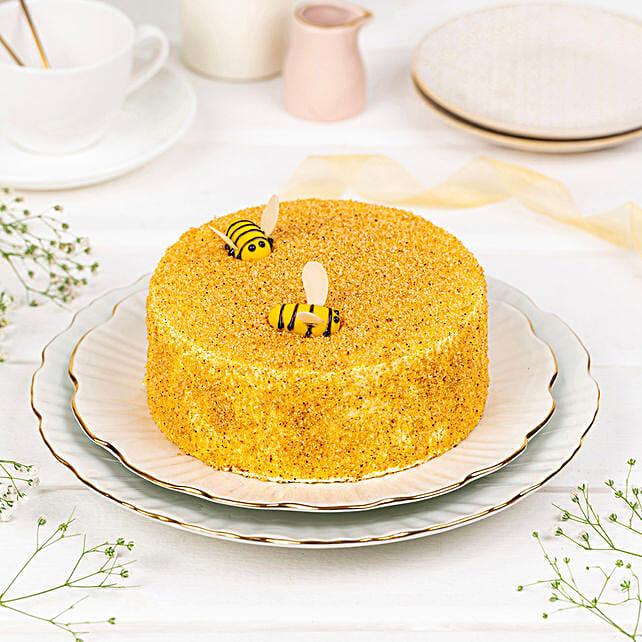 Online Butterscotch Cake