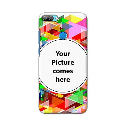 Honor 9i Multicolor Personalised Phone Cover