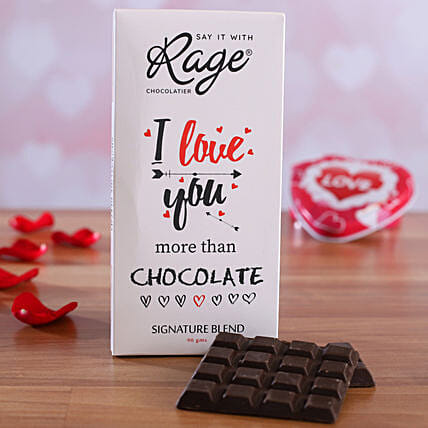 online vday theme chocolate