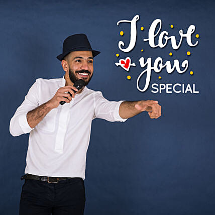 I Love You Songs By Professional Male Singer