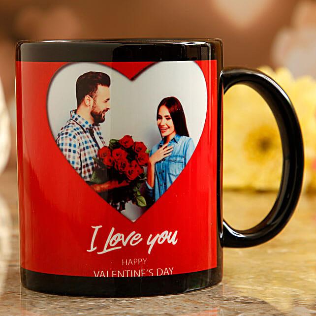 vday mug for him:Valentine Personalised Mugs