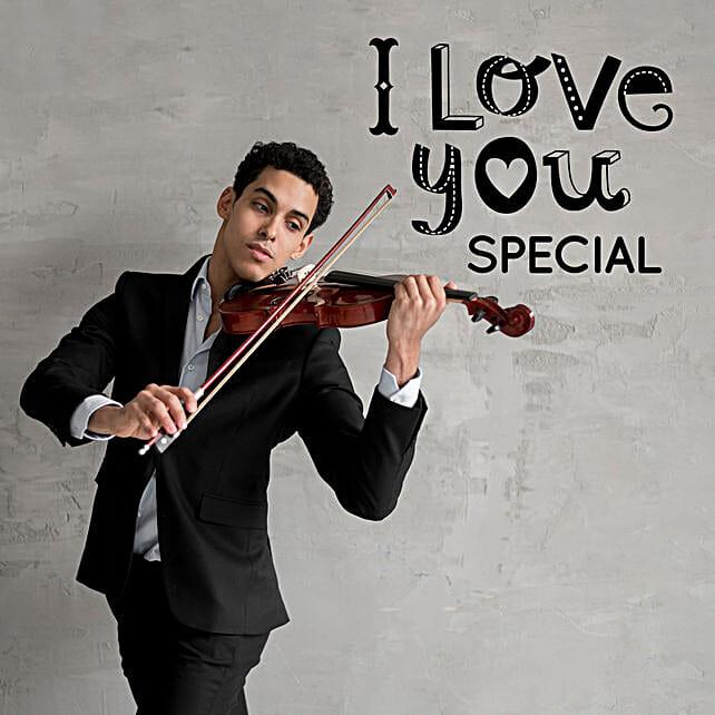 I Love You Violin Tunes