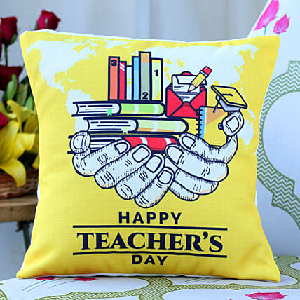 online customised cushion for teachers day