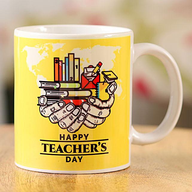 customised mug for teachers day
