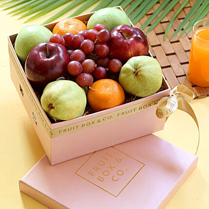 good keeping fruit in box arrangement online