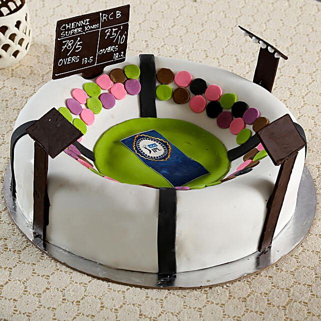 IPL Match cake:Fathers Day Designer Cakes