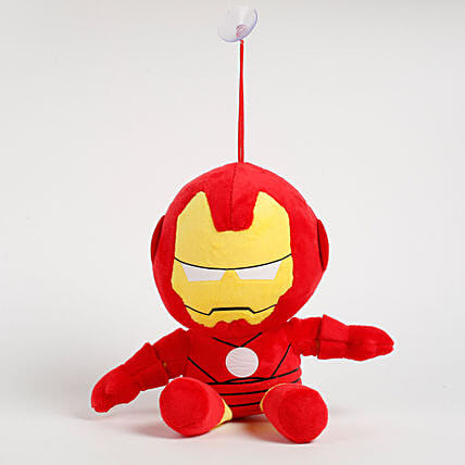 Small Iron man soft toy:Soft Toys