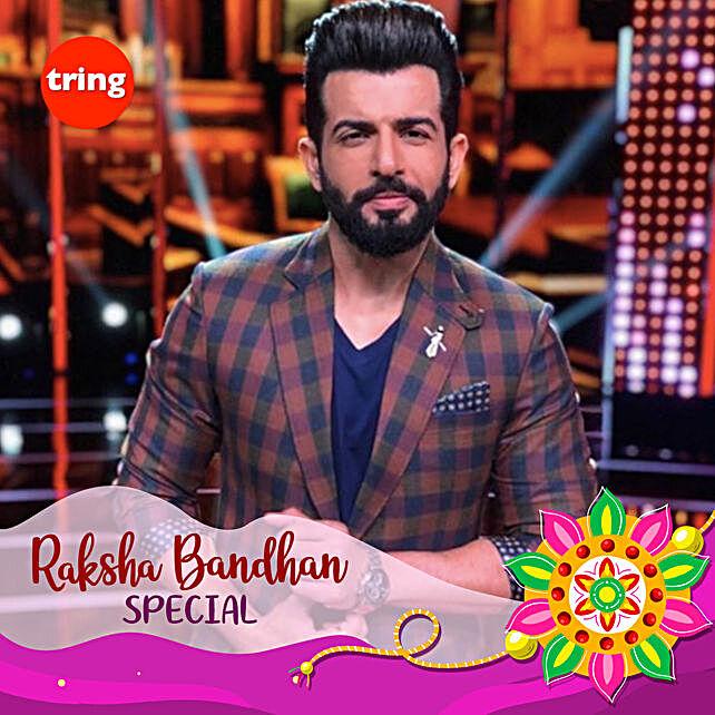 Celebrity Video Message For Rakhi Wishes