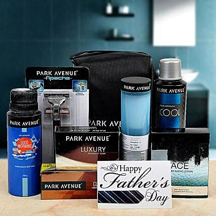 Park Avenue Grooming Kit for Father's Day