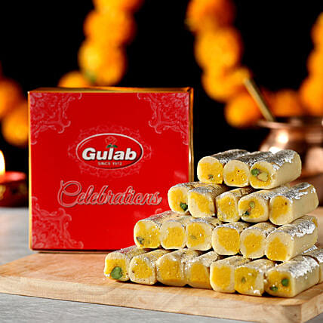 delicious kaju roll online:Navratri Gifts