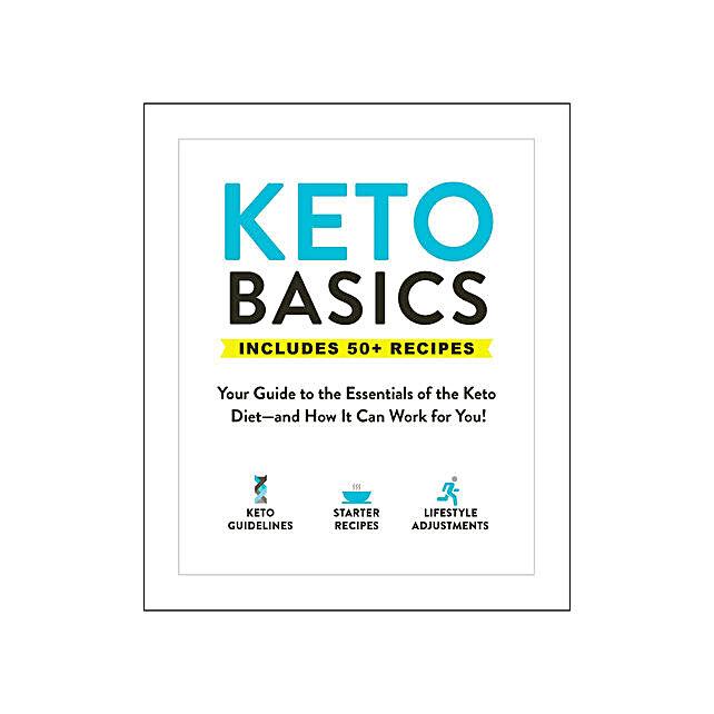 Keto Basics book online