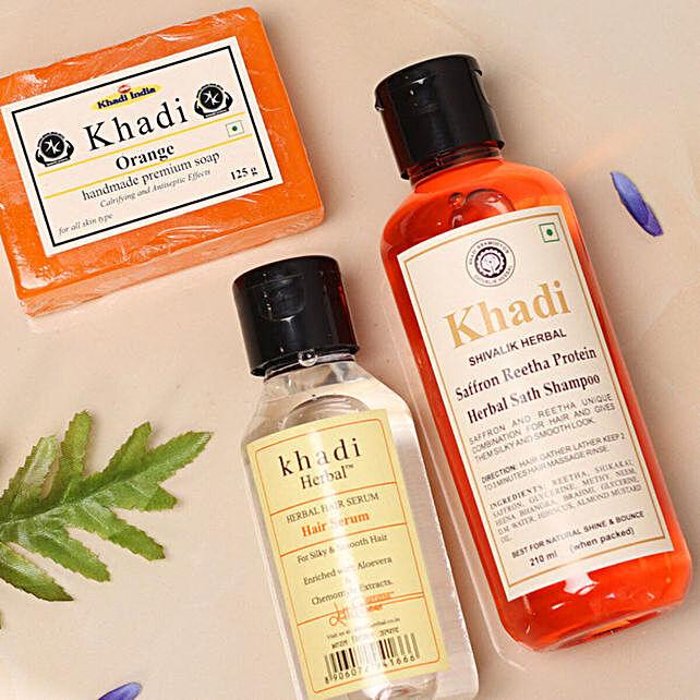 Khadi Hair Care Kit