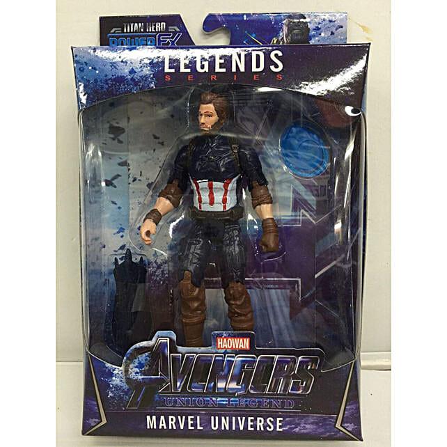 Online Kids Toy Captain America