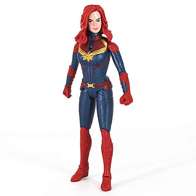Online Legend Toy Captain Marvel