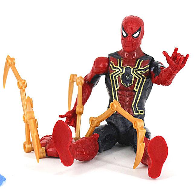 Online Figure Toy Iron Spider