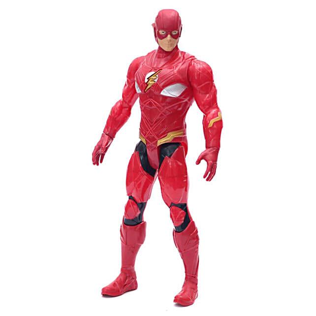 Online Kids Action Figure Toy Flash