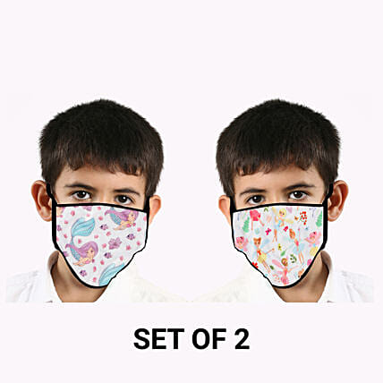 cute face mask for kids