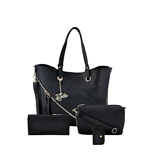 Online Tan Swanky Hand Bag