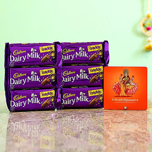 Lakshmi Maa Table Top & Crackle