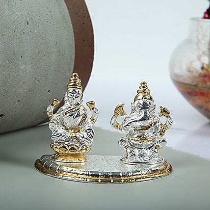 Buy Laxmi Ganesha Idol