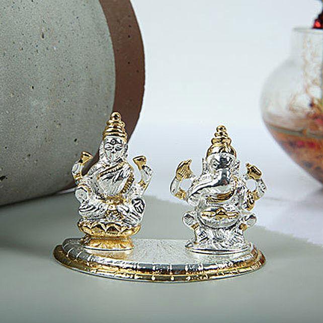 Buy Laxmi Ganesha Idol