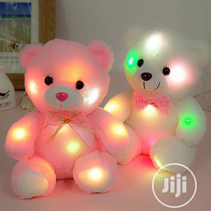 Cute LED Soft Teddy Bear