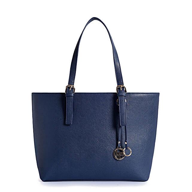 Blue Tote Handbags Online
