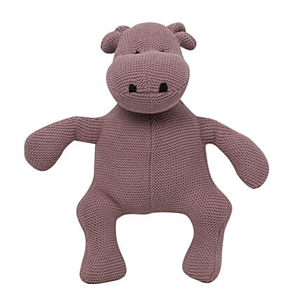 Online Little Hippo Soft Toy:Soft toys to Patna