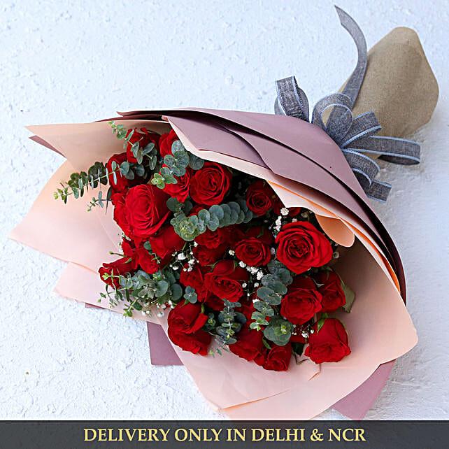 Romantic Flower Bouquet Online