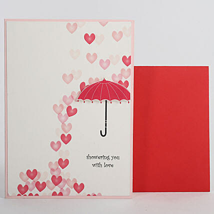 exclusive greeting card for love