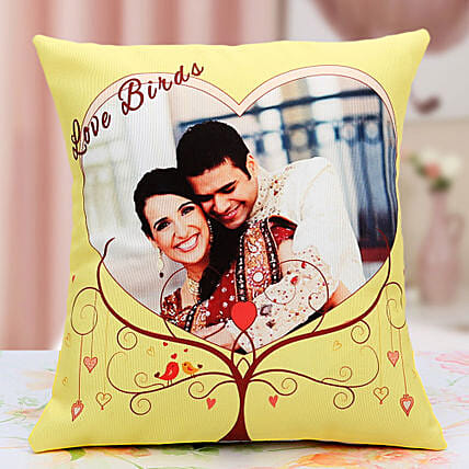 Love in the Air:Send Personalised Cushions, Love