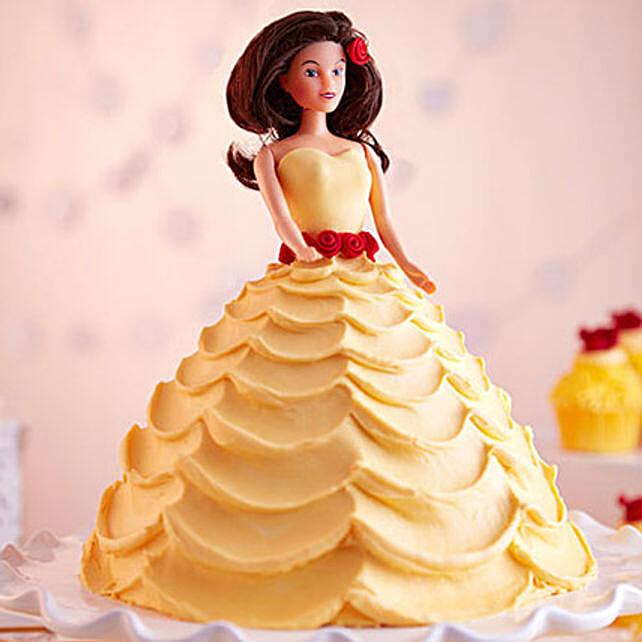 Belle Princess Cake 2kg