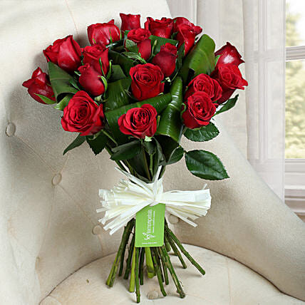 Picture of beautiful rose bouquet