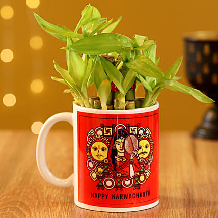 Karva Chauth Plant for Her:Send Plants for Karwa Chauth