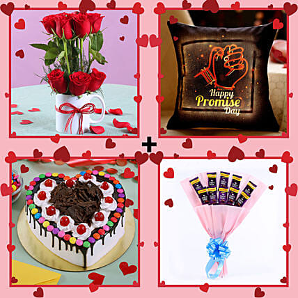 Online cute valentines day combo Online