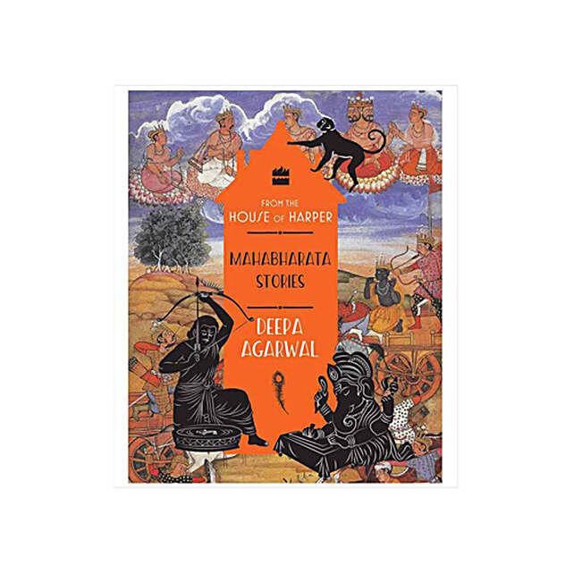 Mahabhrat Stories Online Book