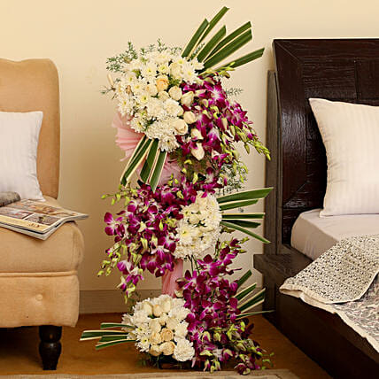 Beautiful Orchid Arrangement Online