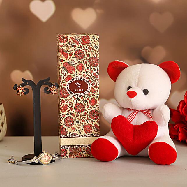 Make It Special Valentine Gift Set:Ilina Gift Sets