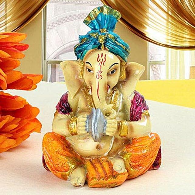 Manjira Ganesha