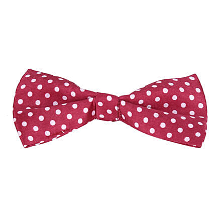 Online Polka Dots Bow Tie